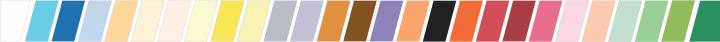 Hartie colorata si asortata