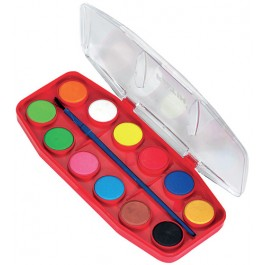 Acuarele pastile Fatih 12 culori