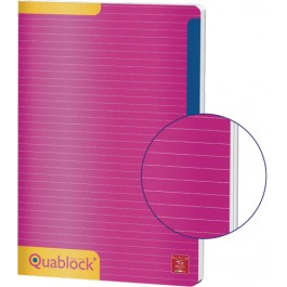 Caiet A5 80 file Quablock - dictando