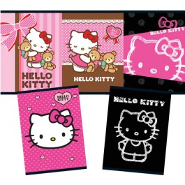 caiet a5 80f hello kitty matematica