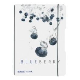 Caiet My.Book Flex Herlitz A6 40f matematica Fresh Fruit Afine