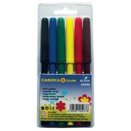 Carioci Ecada 6 culori