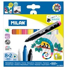 Carioci groase 8+2 care schimba culoarea Milan