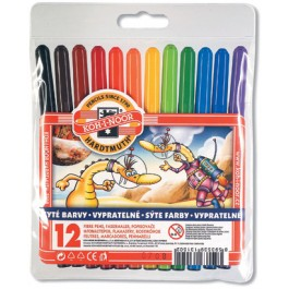 Carioci Koh I Noor 10 culori