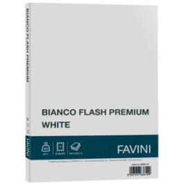 Carton carti de vizita A4 300g Favini - alb neted