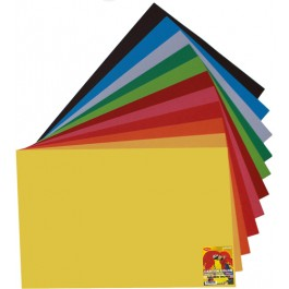 Carton color 50x65cm 240g/mp Albastru inchis