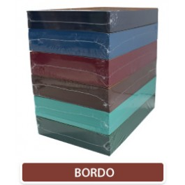 Carton colorat A4 160g - bordo