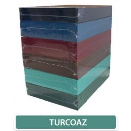 Carton colorat A4 160g - turcoaz