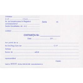 chitantier a6 3 exemplare autocopiativ