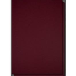 coperta carton imitatie piele Rosu Bordo