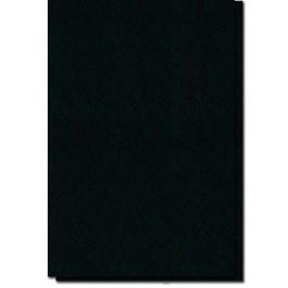 coperta carton imitatie piele negru