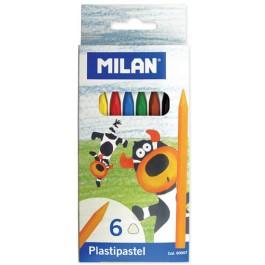 creioane colorate cerate 6c