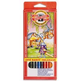 Creioane colorate Koh I Noor 24 culori