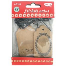 Etichete natur Daco
