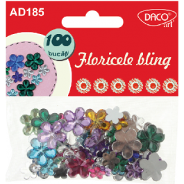 Floricele Bling Daco