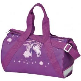 Geanta sport Herlitz Flexi Glitter Horse