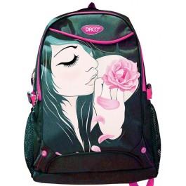 Ghiozdan adolescenti Daco GH154 Rose