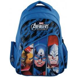 Ghiozdan Avengers Blue