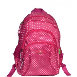 Ghiozdane scolare Ecada 61154 Pink Dots