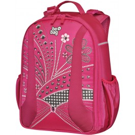 Ghiozdan ergonomic Herlitz Be.Bag Airgo Bling Bling