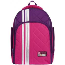 Ghiozdan ergonomic Herlitz Ergo Rainbow Pink & Purple