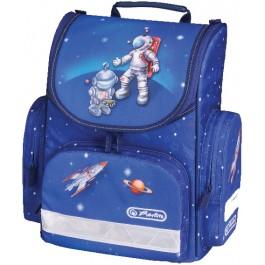 Ghiozdan ergonomic Herlitz Mini Astronaut