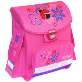 Ghiozdan ergonomic Herlitz Smart Girls model 2