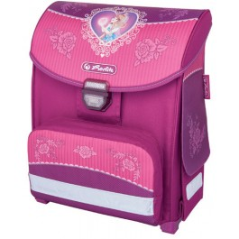 Ghiozdan ergonomic Herlitz Smart Magic Princess