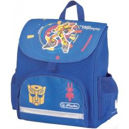 Ghiozdan gradinita ergonomic  Herlitz Mini Softbag Transformers