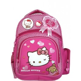 ghiozdan gradinita hello kitty best friend