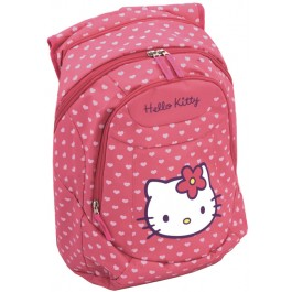 Ghiozdan Hello Kitty Heart Dots