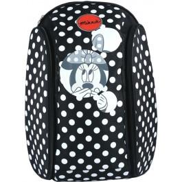 Ghiozdan Minnie Mouse Black Dots