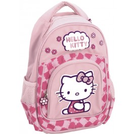 Ghiozdan prescolari Hello Kitty Light Pink