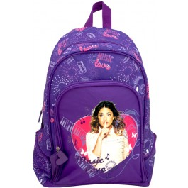 Ghiozdan Violetta Purple