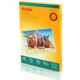 Hartie foto Kodak Glossy 10x15cm 180g 50 coli