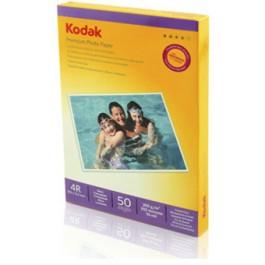 Hartie foto Kodak Glossy 10x15cm 200g 50 coli