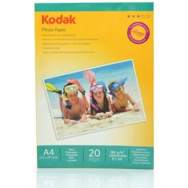 Hartie foto Kodak Glossy A4 180g 20 coli