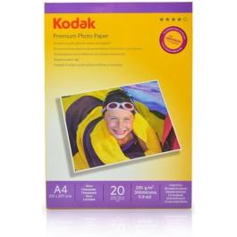 Hartie foto Kodak Glossy A4 230g 20 coli