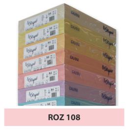 Hartie colorata A4 80g Favini 108 - roz
