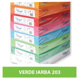 Hartie colorata A4 80g Favini 203 - verde iarba