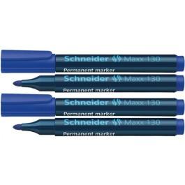 marker permanent schneider maxx 130 albastru
