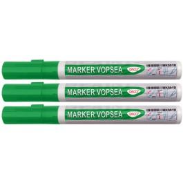 marker vopsea verde daco