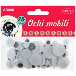 Ochi Mobili Daco - craft