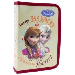 Penar neechipat Frozen Elsa si Ana Daco 1 fermoar 2 extensii PE1901FRZ