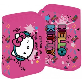 Penar neechipat Hello Kitty 1 fermoar 2 extensii