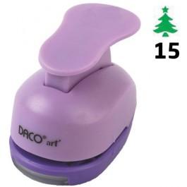 Perforator cu model 2.5 cm - Brad (15)