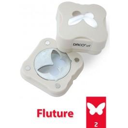 Perforator hobby magnetic 3.7 cm PFM037 - Fluture (2)