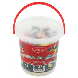 Plastilina galetusa Daco 10 culori