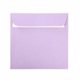 Plic colorat patrat 14x14 glicina ( lila )