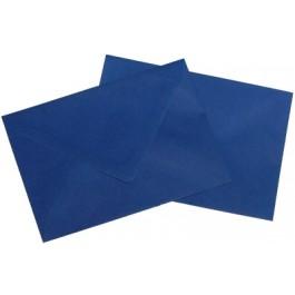 Plic colorat C5 80g/mp albastru indigo